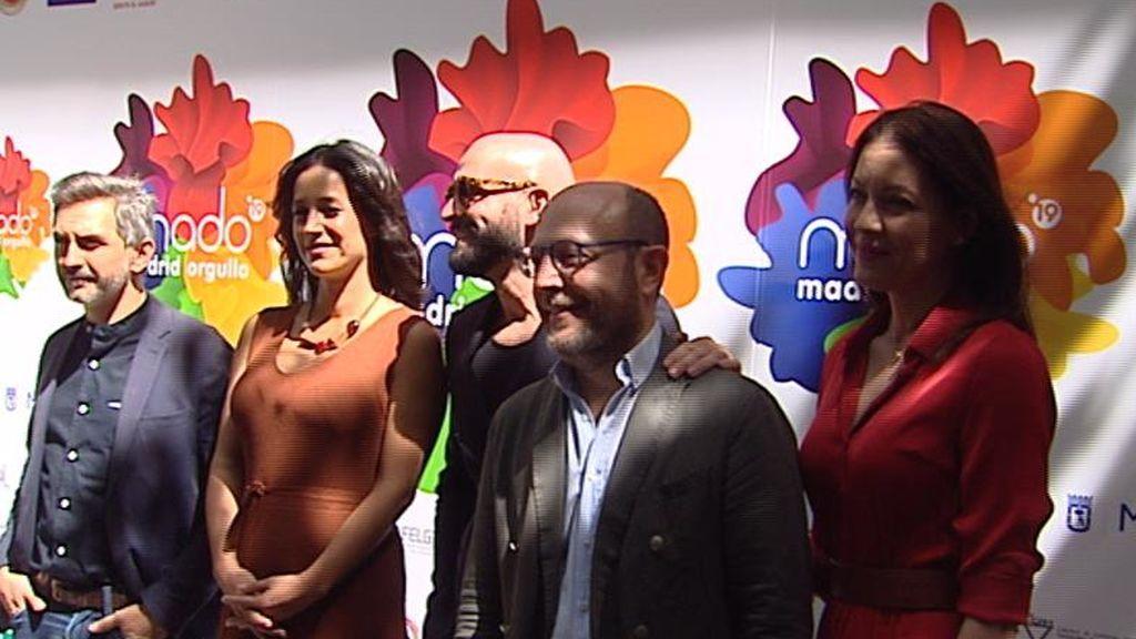 Begoña Villacís presenta el programa del Orgullo Gay 2019 en su primer acto como vicealcaldesa