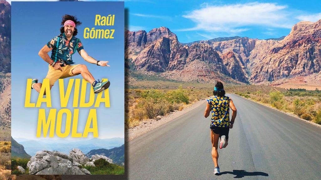 'La vida mola' es el primer título de Raúl Gómez, el runner más famoso de la televisión
