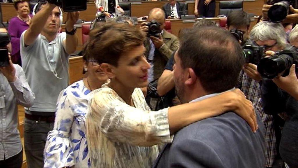 Los socialistas navarros dan a Geroa Bai (PNV) el Parlamento para salvar el Gobierno Foral y facilitar la investidura de Sánchez