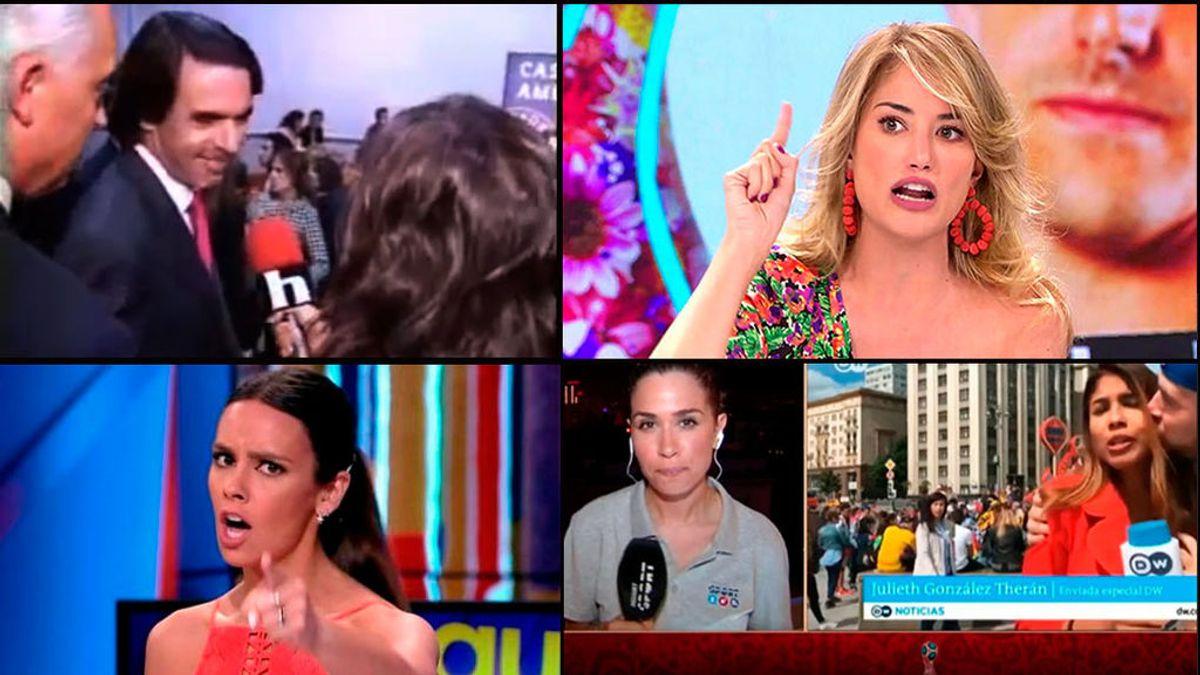 Los 10 ataques machistas más sonados en TV de los últimos años