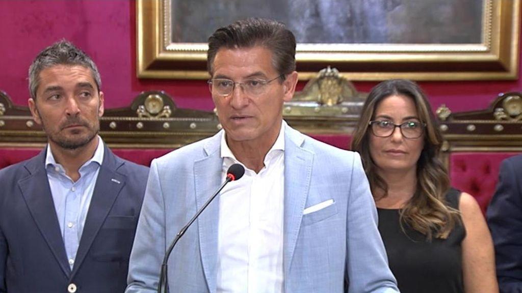 Ciudadanos quiere mandar en el ayuntamiento de Granada los cuatro años