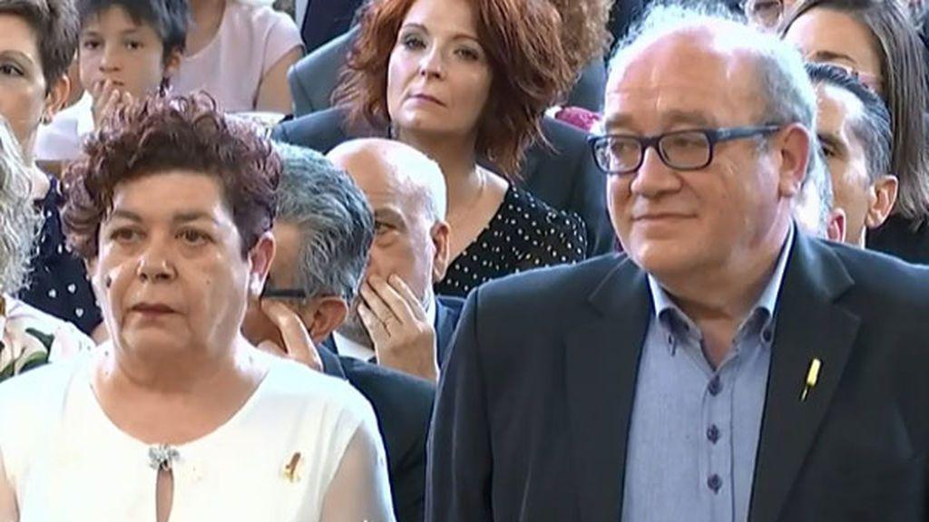 Juan Antonio Colás y María Ángeles Martín