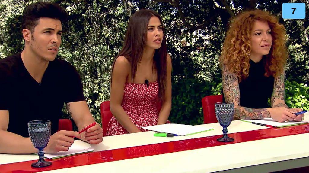 Comienzan las citas: el jurado elige a las chicas y Julen tiene su primer encuentro (1/2)