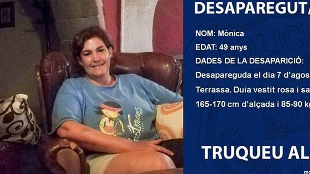 Hallan un cadáver en la casa de Mónica Borrás, desaparecida hace un año