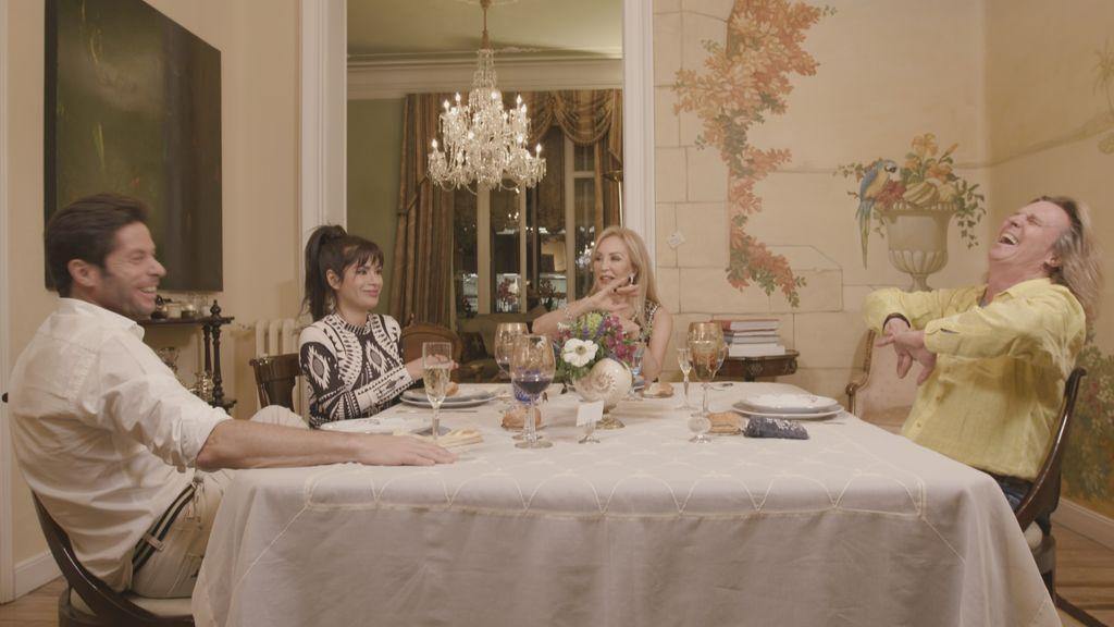 Carmen Lomana desplegará sus dotes como anfitriona, en 'Ven a cenar conmigo. Gourmet Edition'