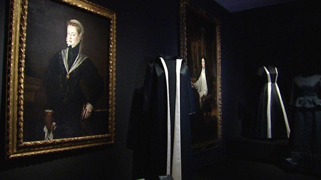 190617 CUL THYSSEN BALENCIA vestidos negros