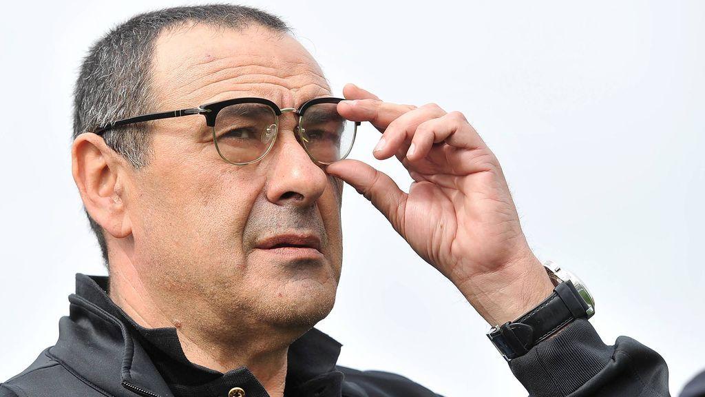 """Sarri, en su presentación como técnico de la Juventus: """"Hay que construir en torno a jugadores como Cristiano"""""""