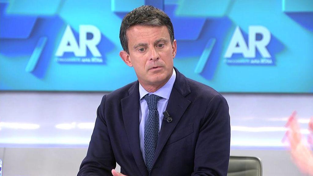 La entrevista completa a Manuel Valls