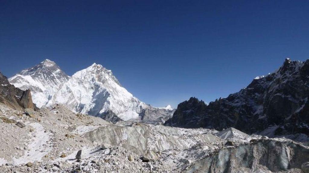 El cambio climático está acabando con los glaciares del Himalaya