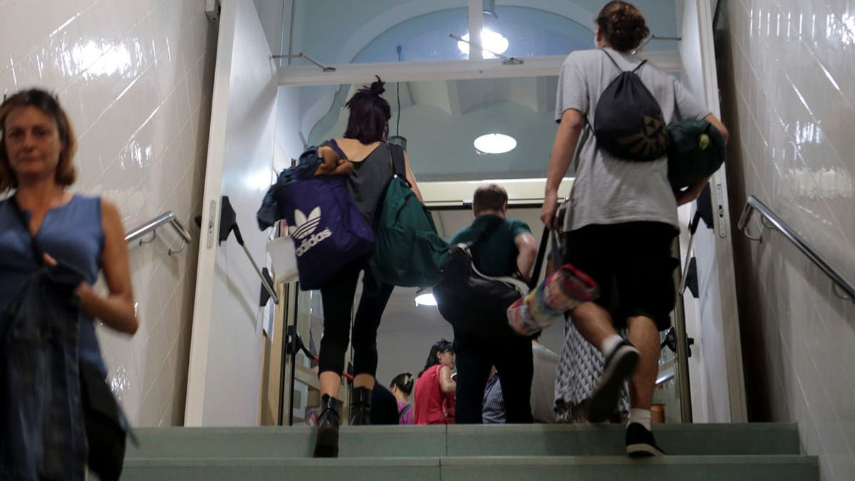 El absentismo se instala en los institutos al adelantarse los exámenes de septiembre a junio