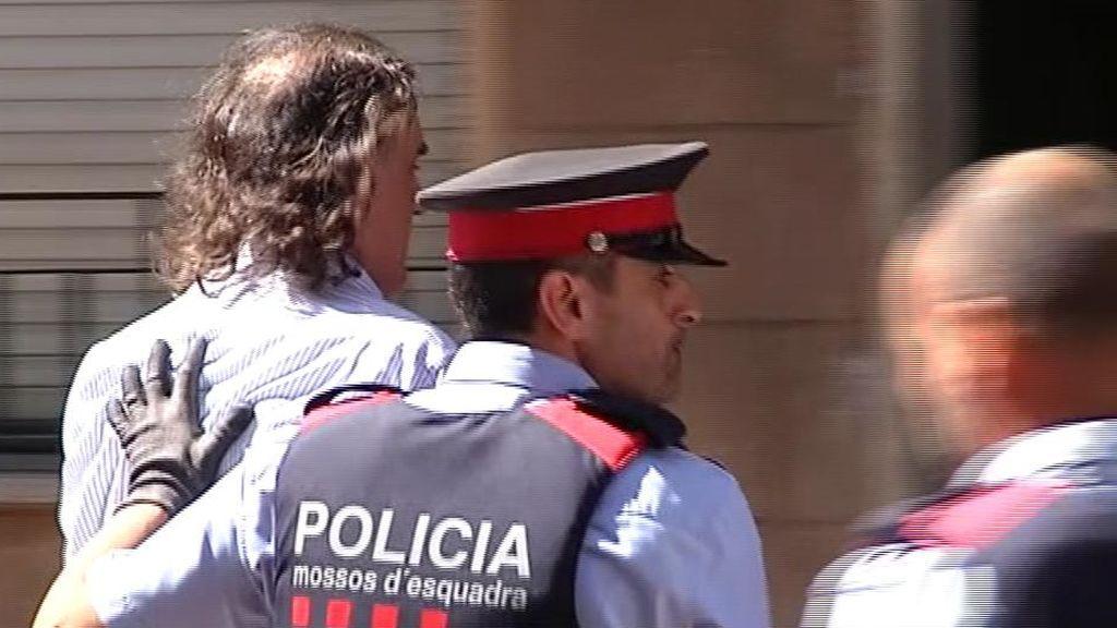 El detenido en Terrassa confiesa que mató a su expareja, Mònica Borràs,