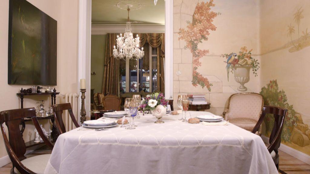 Te enseñamos, foto a foto, la casa de Carmen Lomana