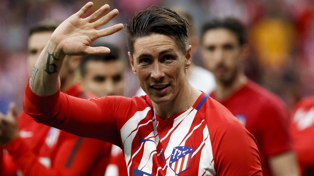"""Fernando Torres anuncia su retirada: """"Después de 18 años ha llegado el momento de poner punto y final"""""""