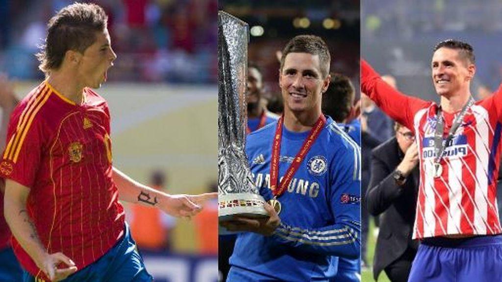 El increíble palmarés de Fernando Torres como jugador: campeón del mundo, de Europa y máximo goleador en torneos