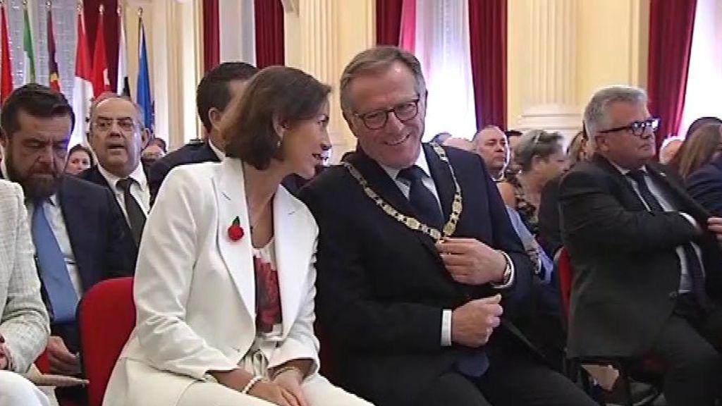 PP y VOX no acuden a la toma de posesión del nuevo presidente de Melilla