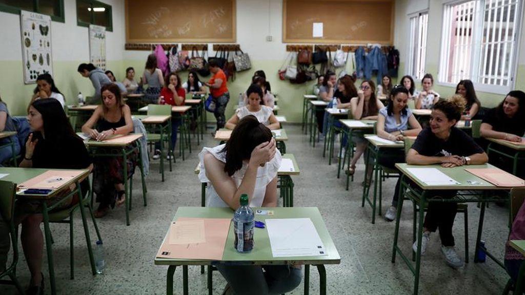Las mayores oposiciones para profesorado en una década: 180.000 candidatos y 30.000 plazas