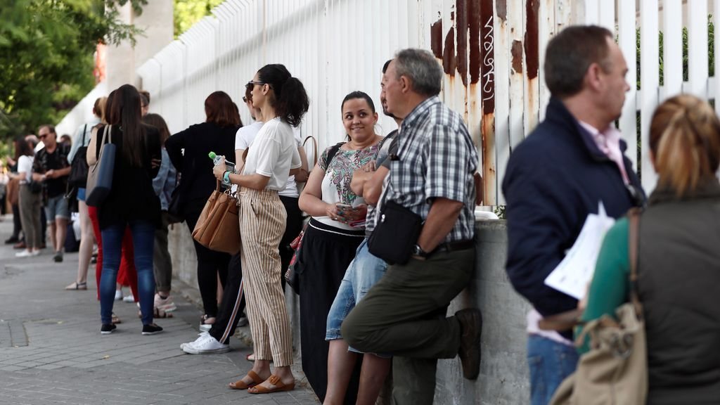 Oposiciones: más de 185.000 personas optan hoy a la mayor oferta de empleo público docente de la década