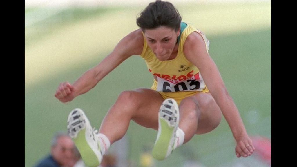 Fallece Conchi Paredes, la 17 veces campeona de España de triple salto, a los 49 años