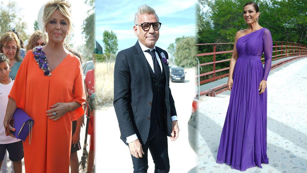 Vota quién crees que es el mejor vestido de la boda de Belén Esteban