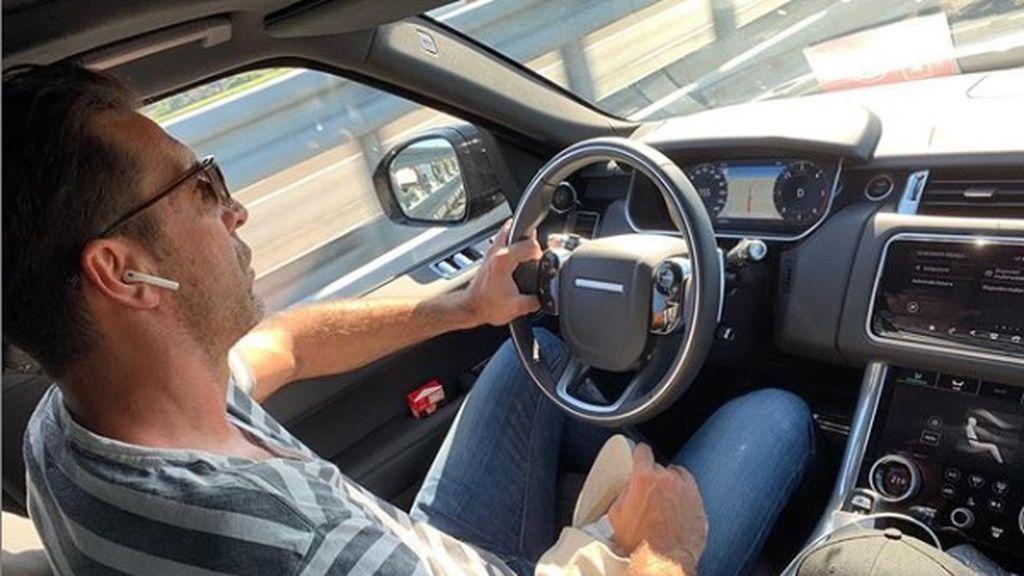 Buffon comparte sus infracciones al volante en Instagram