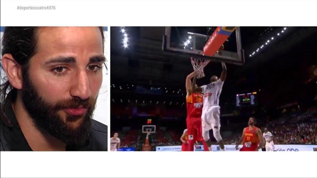 """Las aspiraciones de Ricky Rubio de cara a la Copa del Mundo FIBA: """"Voy a presionar todo lo posible para estar"""""""