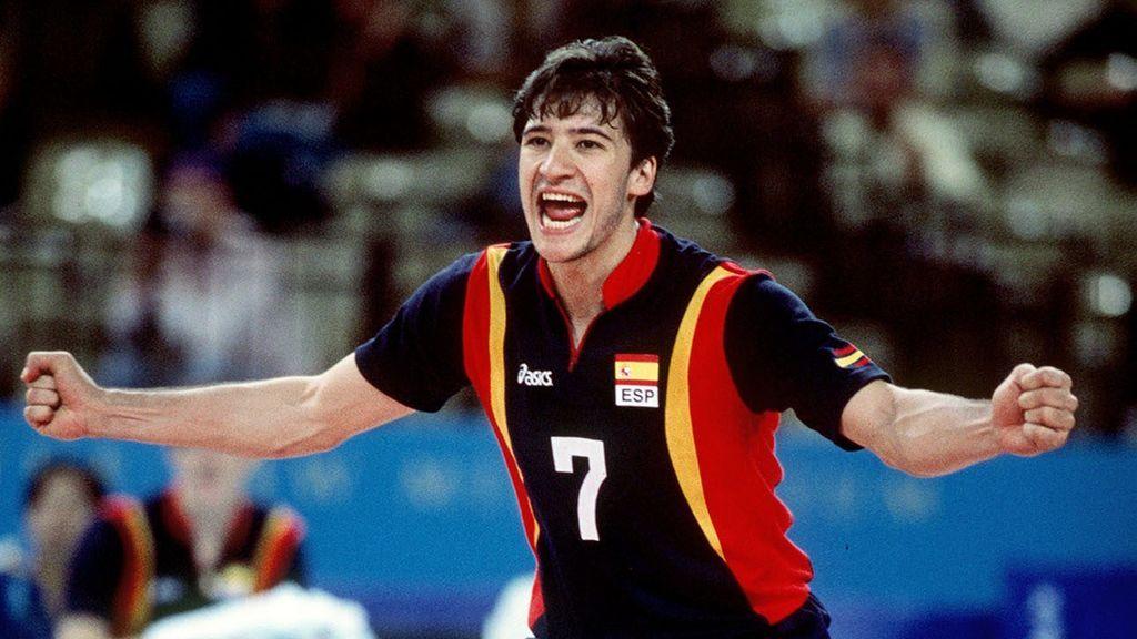 Fallece el ex internacional español de voleibol, Miguel Ángel Falasca, tras un paro cardiaco a los 46 años de edad