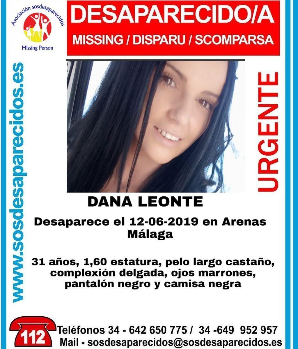 Buscan a una joven desaparecida hace 11 días en Arenas, Málaga