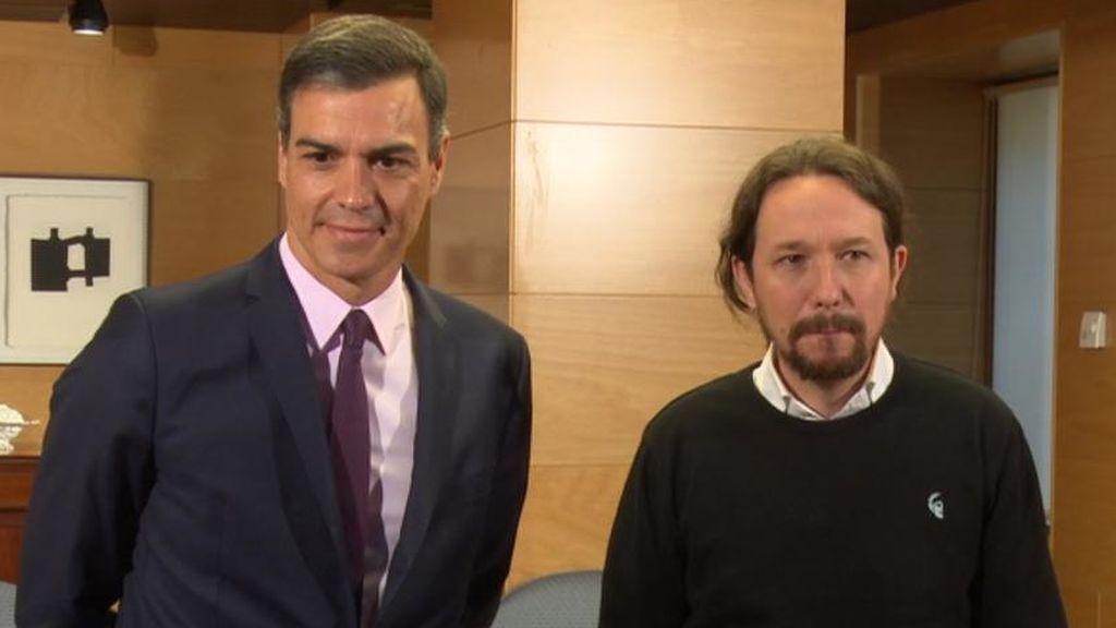 No hay hueco para Podemos en el Consejo de Ministros
