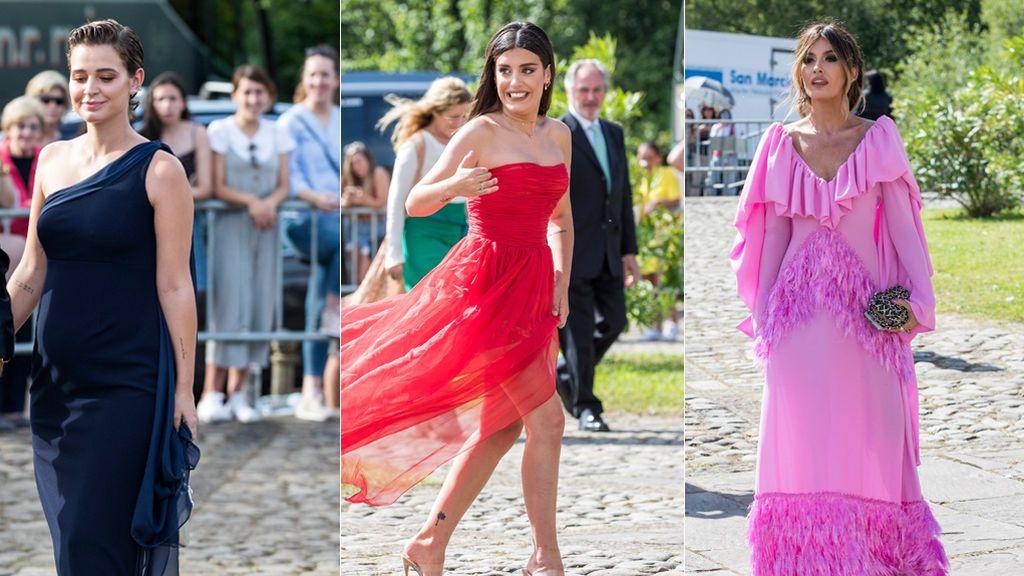 Aciertos y errores de los invitados a la boda de María Pombo y Pablo Castellano