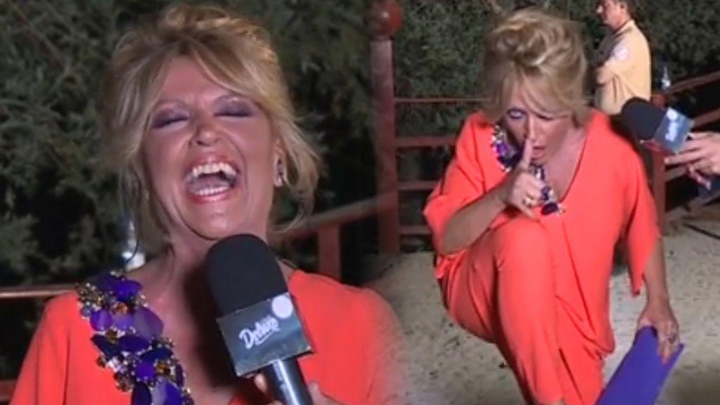 Los gifs que demuestran que todos hemos sido Lydia Lozano en la boda de Belén Esteban