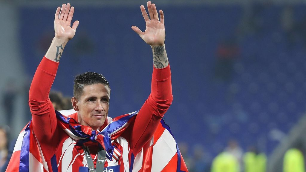 """Fernando Torres: """"Lo que quiero hacer en el Atlético de Madrid es tan grande que necesitaré formación"""""""