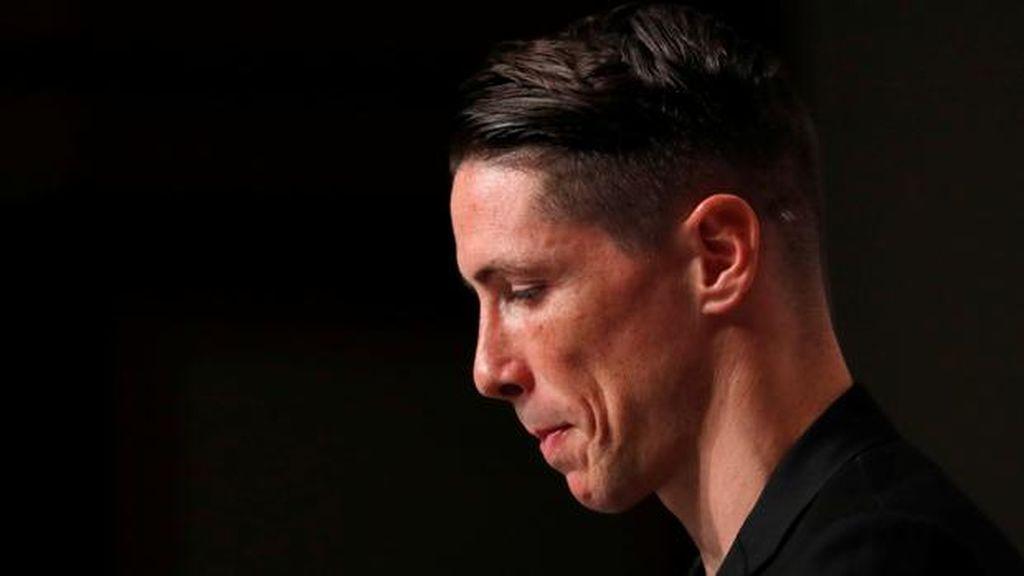 Fernando Torres jugará su último partido el 23 de agosto contra el Vissel Kobe de Iniesta y David Villa