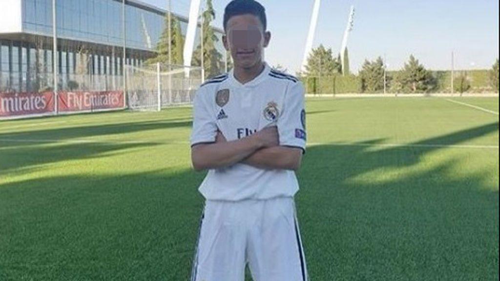 El hijo del fallecido José Antonio Reyes firma por el Real Madrid