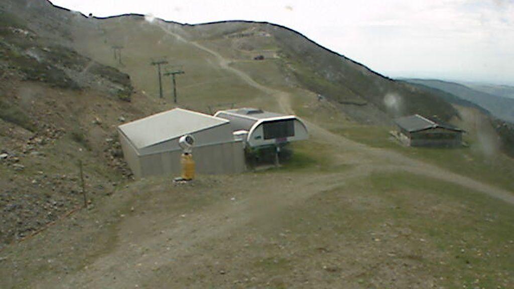 Fallece un excursionista en los aledaños de la estación de esquí de Valdezcaray, La Rioja