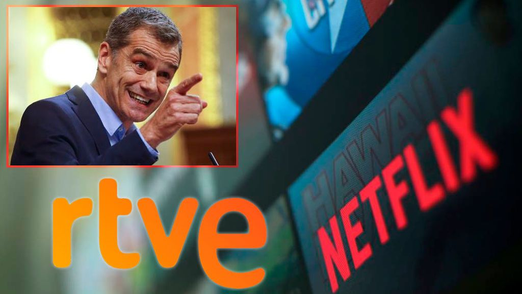 Los interrogantes que abre la polémica tasa del Gobierno a Netflix y HBO para financiar TVE