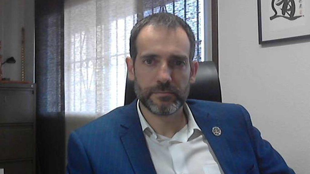 La Fiscalía estudia querellarse contra el portavoz de Vox de Murcia que insultó a la ministra Delgado