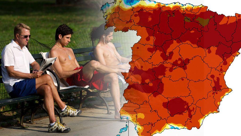 Confirmado: el miércoles llega la primera ola de calor del año