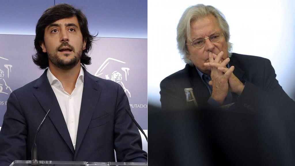 Terremoto en Ciudadanos: Toni Roldán y Javier Nart dejan el partido naranja