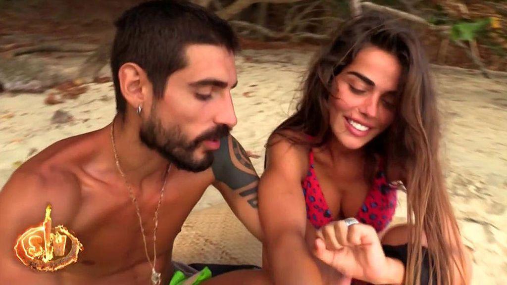 Violeta y Fabio, ¿pura estrategia?