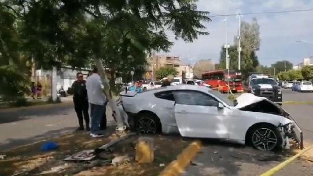 El jugador de fútbol Joao Maleck provoca la muerte de unos recién casados en un accidente de coche