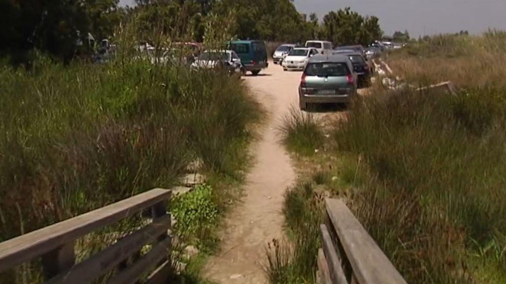 Una pareja ayudó a escapar a la víctima de 'La Manada' de Cullera