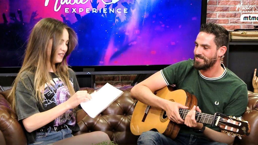 Ana Mena acepta el reto de Keru Sánchez se atreve a imitar a Isabel Pantoja o Ariana Grande