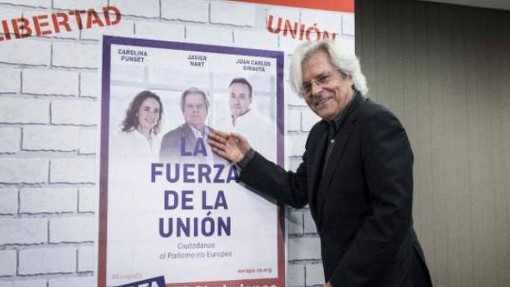 Javier Nart deja Ciudadanos