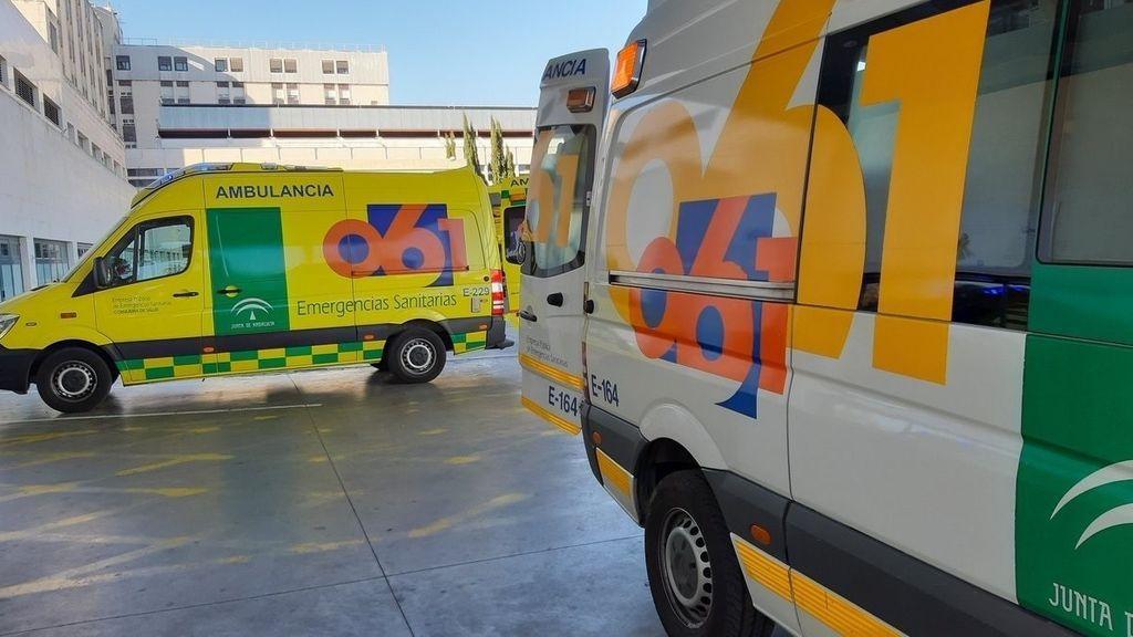 Los tres trabajadores accidentados en la feria de Córdoba permanecen en la UCI, dos de ellos muy graves