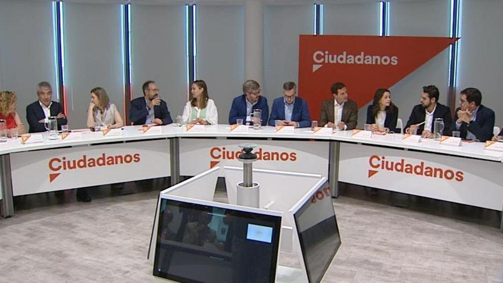 """El """"no a Sánchez"""" rompe Ciudadanos"""