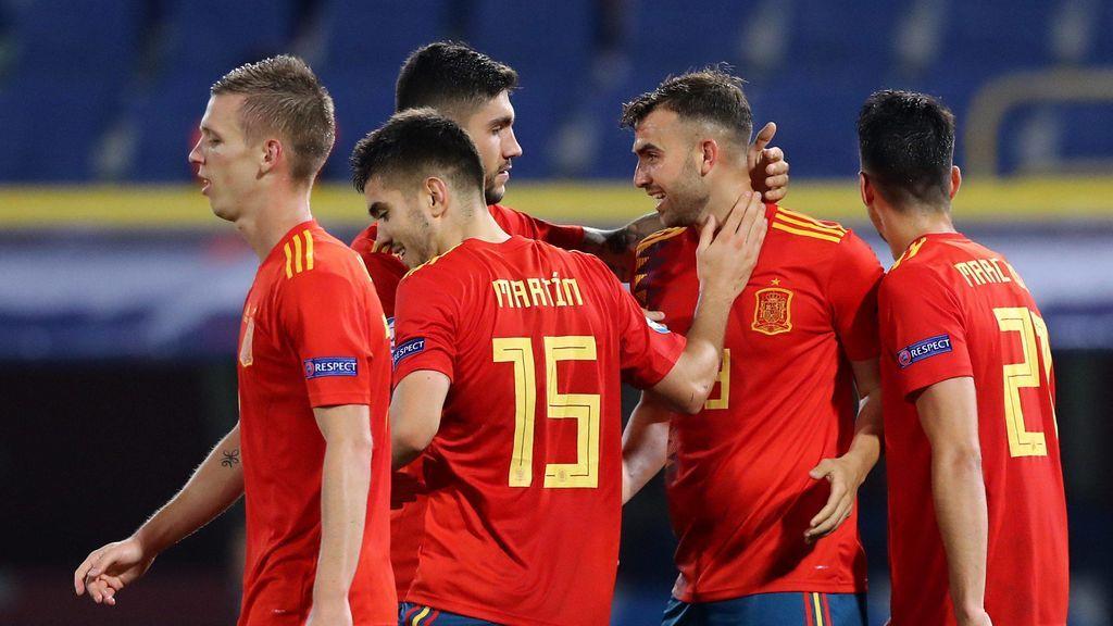 España se enfrentará a Francia este jueves en las semifinales del Europeo Sub-21