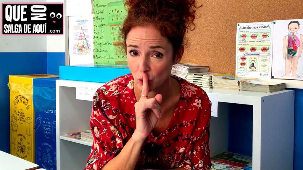 Marta Belenguer ('Señoras del Hampa') confiesa lo único que comparte con su odioso personaje en la serie