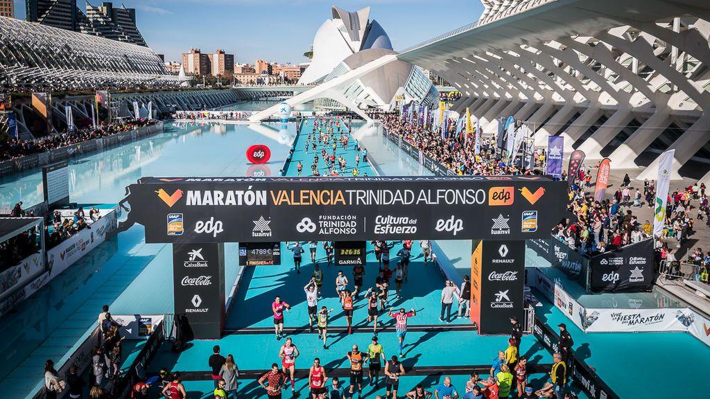 Las hazañas más increíbles en la historia de los maratones
