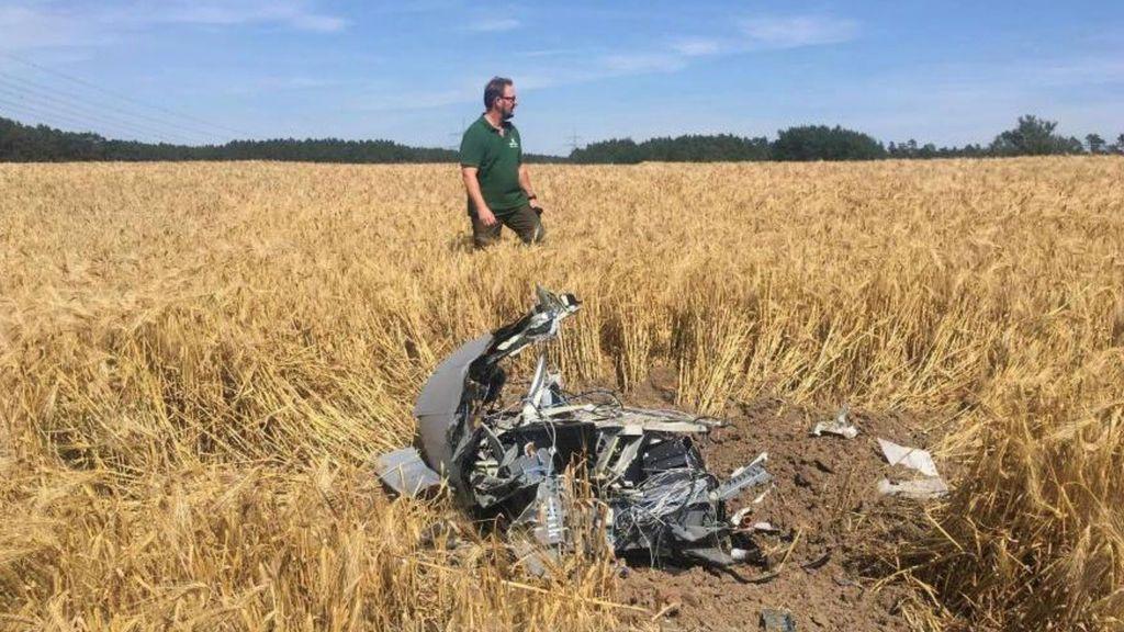Muere un piloto tras la colisión de dos Eurofighters en unas maniobras militares en Alemania