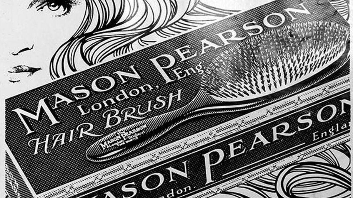 Mason Pearson, el Rolls Royce de los cepillos que no conocerás si no eres un lord inglés